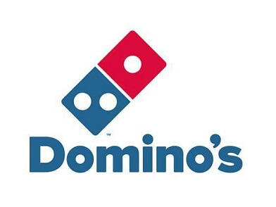 Logo de DOMINOS PIZZA