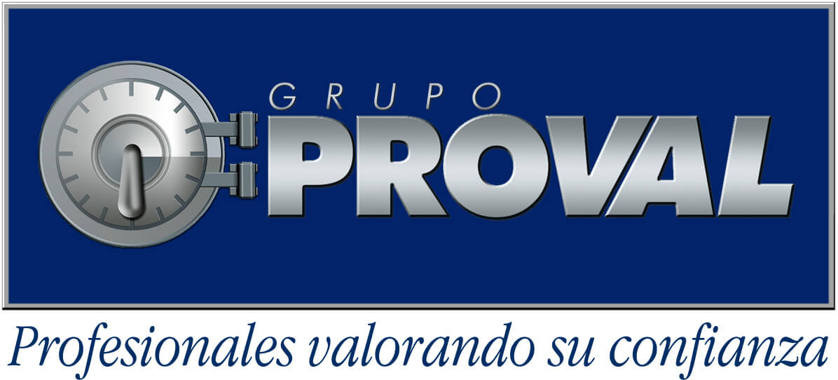 Logo de Grupo Proval