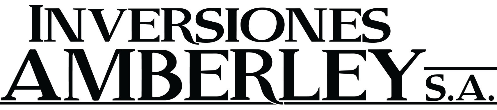 Logo de Inversiones Amberley, Sociedad Anónima
