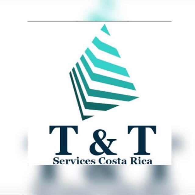 Logo de T&T Services CR