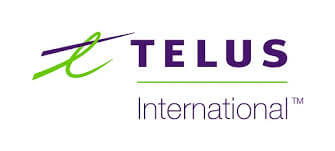 Logo de TELUS International SV