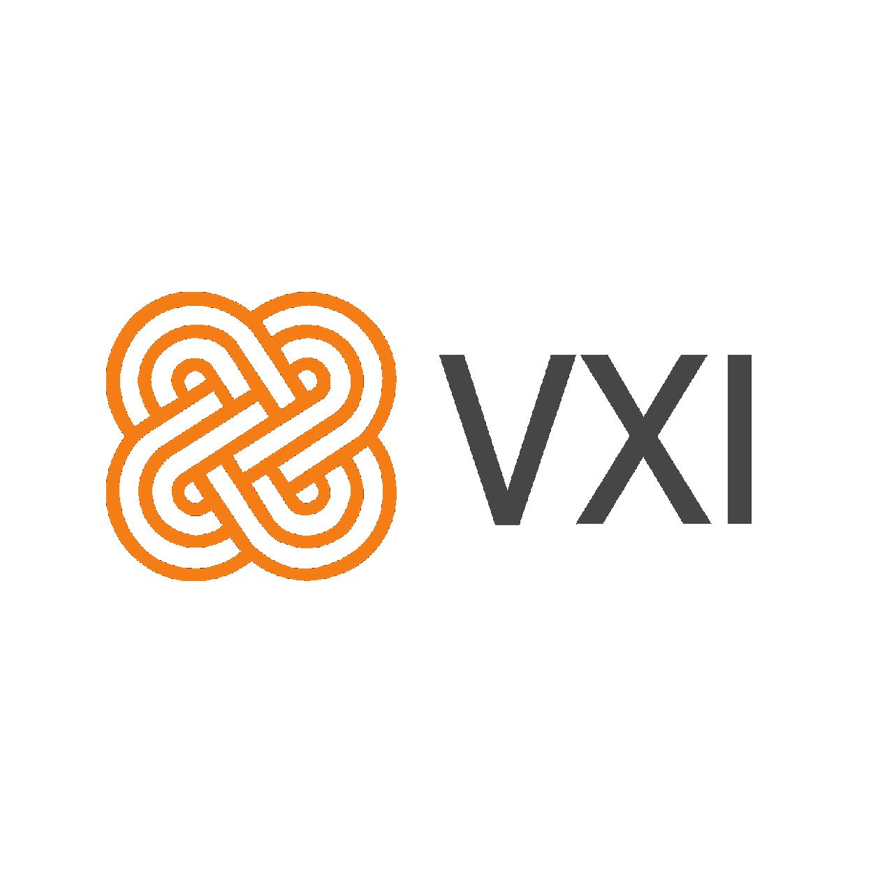 Logo de VXI Guatemala